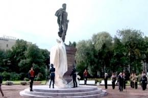 В Петербурге открыли памятник герою войны 1812 года князю Багратиону