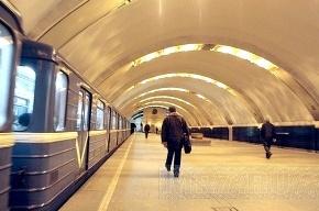 На выходных поезда на «синей» ветке метро будут ходить с интервалом до 9 минут