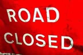 Лиговский проспект закроют на ремонт на выходные