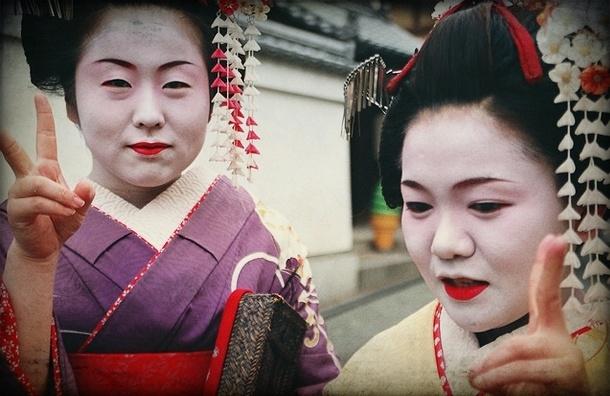 Вся правда о современных японских гейшах и самураях