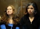 Фоторепортаж: «Pussy Riot 10 октября 2012»