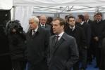 Фоторепортаж: «Открытие ЗСД, Медведев, 10 октября 2012»