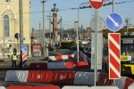 Ремонт Дворцовый мост : Фоторепортаж