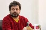 Фоторепортаж: «Павел Крусанов»