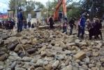 Наводнение в Дербенте: Фоторепортаж