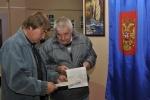Единый день голосования 14 октября 2012: Фоторепортаж