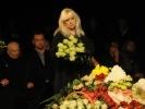 Прощание с Мариной Голуб 13 октября : Фоторепортаж