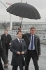 Открытие ЗСД, Медведев, 10 октября 2012: Фоторепортаж