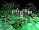 Детская площадка мечты: Фоторепортаж