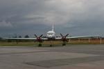 Александр Поддубный, самолет ИЛ-14: Фоторепортаж