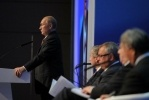 Фоторепортаж: «Путин на форуме Россия зовет 2 октября 2012»