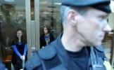 Pussy Riot 1 октября 2012: Фоторепортаж
