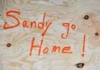 ураган Сэнди приближается : Фоторепортаж