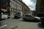 Фоторепортаж: «Транспорт Петербург пробки траффик»