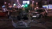 Фоторепортаж: «Марина Голуб, авария (фото)»