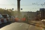 Фоторепортаж: «Ремонт Дворцовый мост »