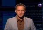 Телеведущий Иван Коновальцев, похожий на Навального: Фоторепортаж