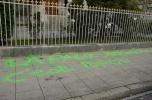 В Женеве осквернена русская церковь: Фоторепортаж