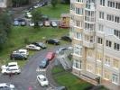 Фоторепортаж: «Детский сад на Богатырском превратили в парковку»