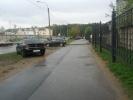 Фоторепортаж: «Неправильная парковка»