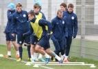 Тренировка перед матчем 2-го тура группового этапа Лиги чемпионов УЕФА «Зенит» — «Андерлехт» 11: Фоторепортаж