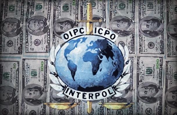 Интерпол отпустил граждан, задержанных в Петербурге за отмывание денег