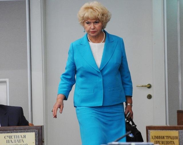 Людмила Нарусова: Фото