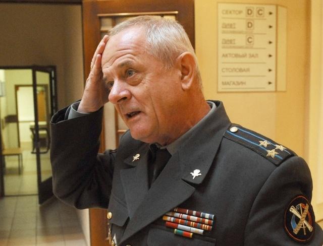 Оставной полковник ГРУ Владимир Квачков: Фото