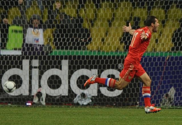 Россия Португалия 12 октября 2012 (2): Фото