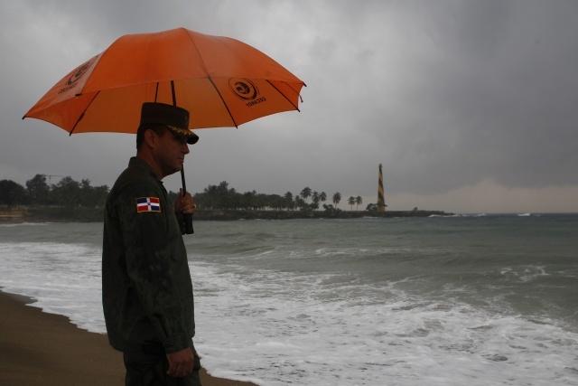 Ураган Сэнди на Кубе, Ямайке и в Доминиканской республике: Фото