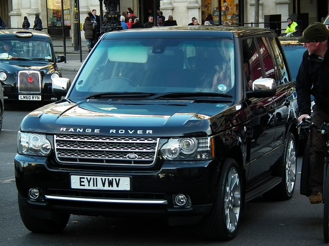Range Rover: Фото