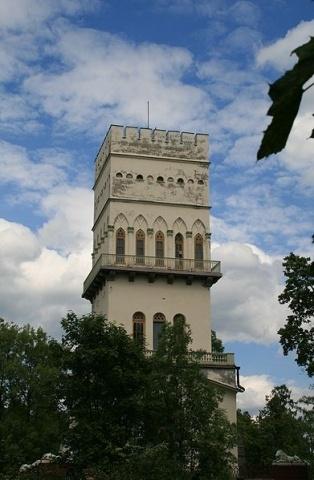 Белая башня, Царское Село: Фото