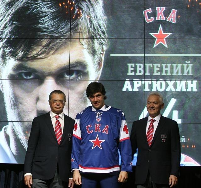 Евгений Артюхин: Фото