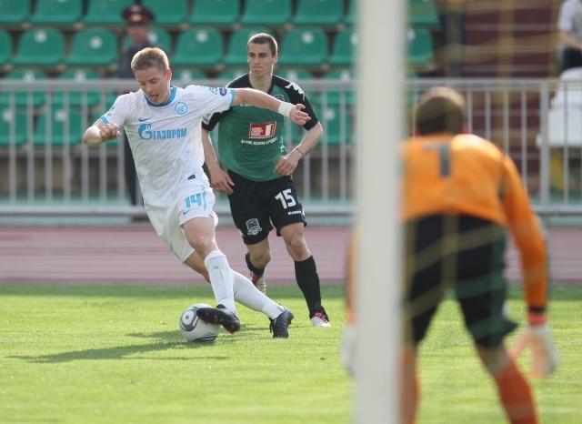 Краснодар - Зенит 2011: Фото