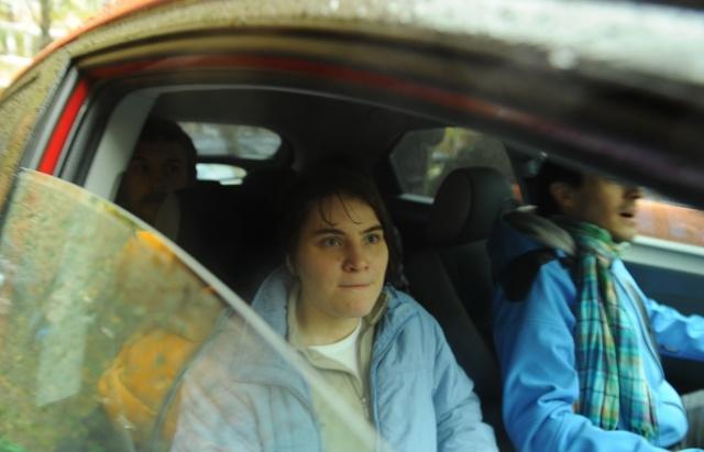 Освбождение Самуцевич 10 октября 2012: Фото