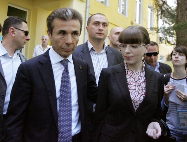 выборы в Грузии: Фото