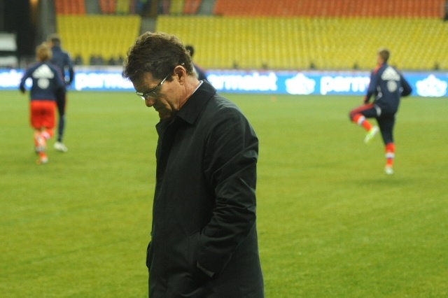 Россия - Азербайджан 16 октября 2012: Фото