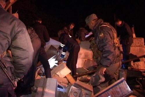 Взрыв на посту ДПС в Северной Осетии (теракт): Фото