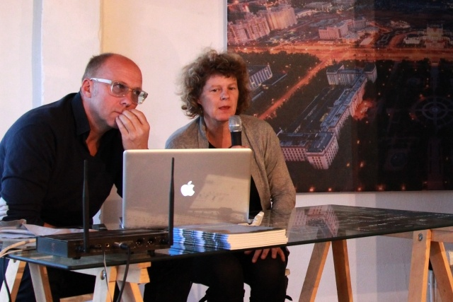 Архитектурная группа Бик ван дер Пол: Фото