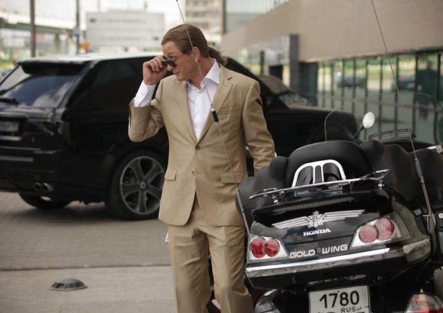 Актер Марат Башаров : Фото