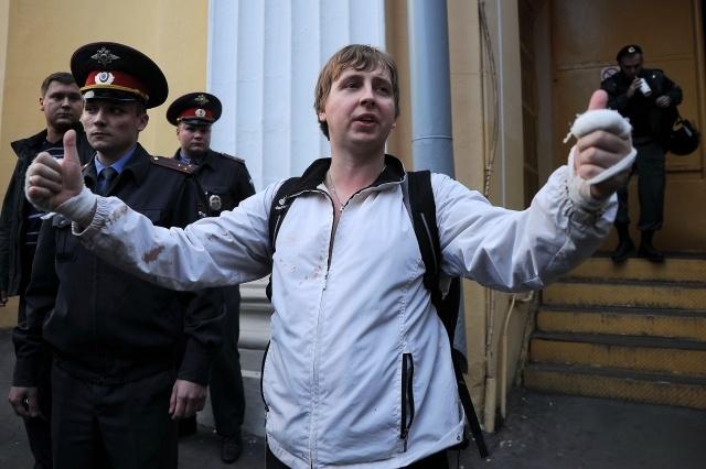 Кирилл Панченко, журналист Фонтанки: Фото