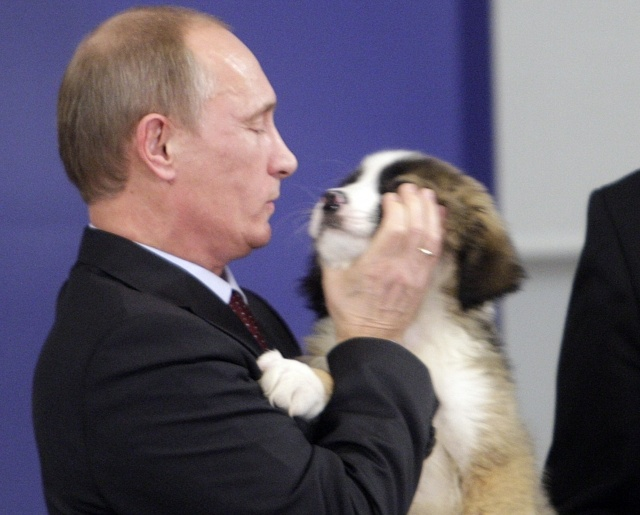 Владимир Путин, подборка к юбилею: Фото