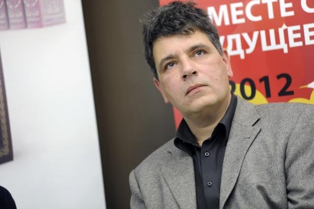 """Марсель Байер - встреча в """"Буквоеде"""": Фото"""