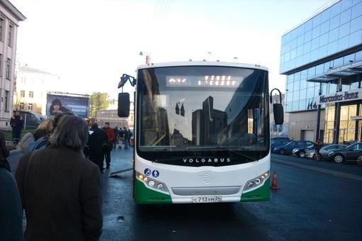 Автобус «Волгабас 6271-0000010»: Фото
