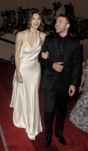 Джастин Тимберлейк и Джессика Бил поженились, фото: Фото