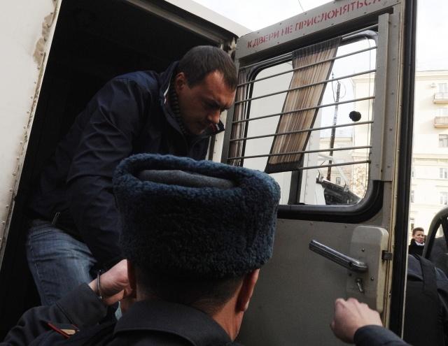 Алексей Русаков - виновник ДТП с актрисой Мариной Голуб: Фото