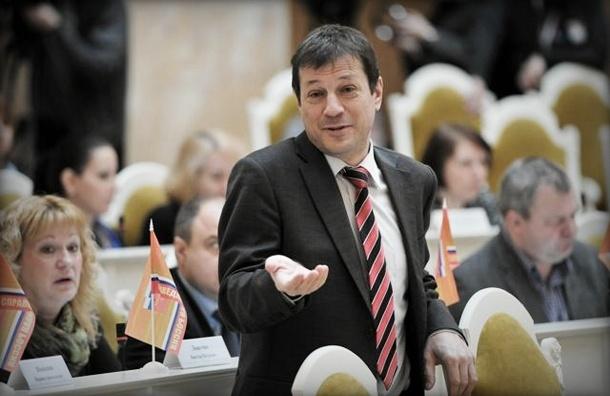 Депутат Алексей Ковалев: ЗакС в таком составе недолго будет существовать