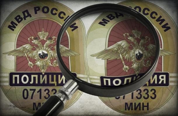 Следователи провели обыски в отделе полиции Петербурга
