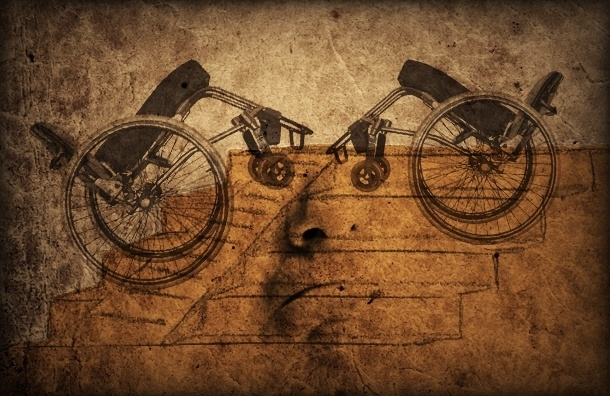 Дураки и дорожки: инвалид-колясочник - о том, как он выживает в Петербурге