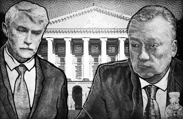 Тюльпанов VS Полтавченко. Кто должен извиняться перед петербуржцами?